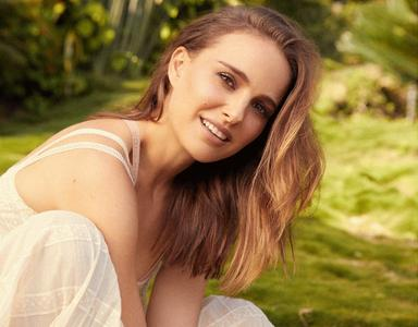 Natalie Portman by Camilla Armbrust for Marie Claire France April 2019