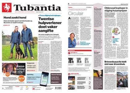 Tubantia - Enschede – 12 januari 2018