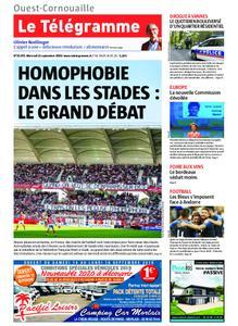 Le Télégramme Ouest Cornouaille – 11 septembre 2019
