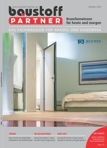Baustoff Partner - Oktober 2018