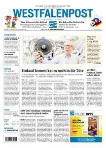 Westfalenpost Wetter - 08. Juni 2018