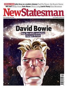 New Statesman - 15 - 21 January 2016