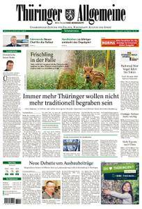 Thüringer Allgemeine Sömmerda - 04. April 2018
