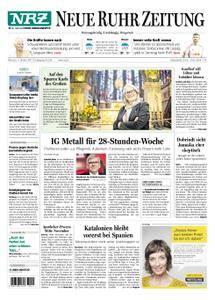 NRZ Neue Ruhr Zeitung Essen-Postausgabe - 11. Oktober 2017