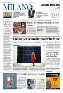 Corriere della Sera Milano - 17 Maggio 2018