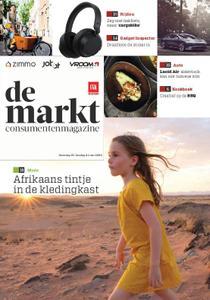 Gazet van Antwerpen De Markt – 23 mei 2020
