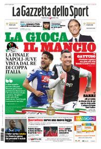 La Gazzetta dello Sport Sicilia – 17 giugno 2020