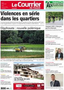 Le Courrier de l'Ouest Angers – 14 mai 2019