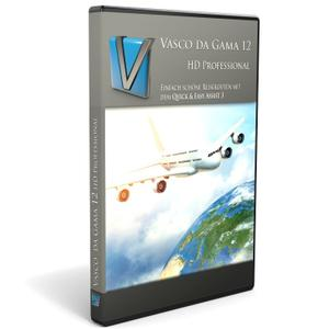 Vasco da Gama 12 HD Professional 12.01 Multilingual