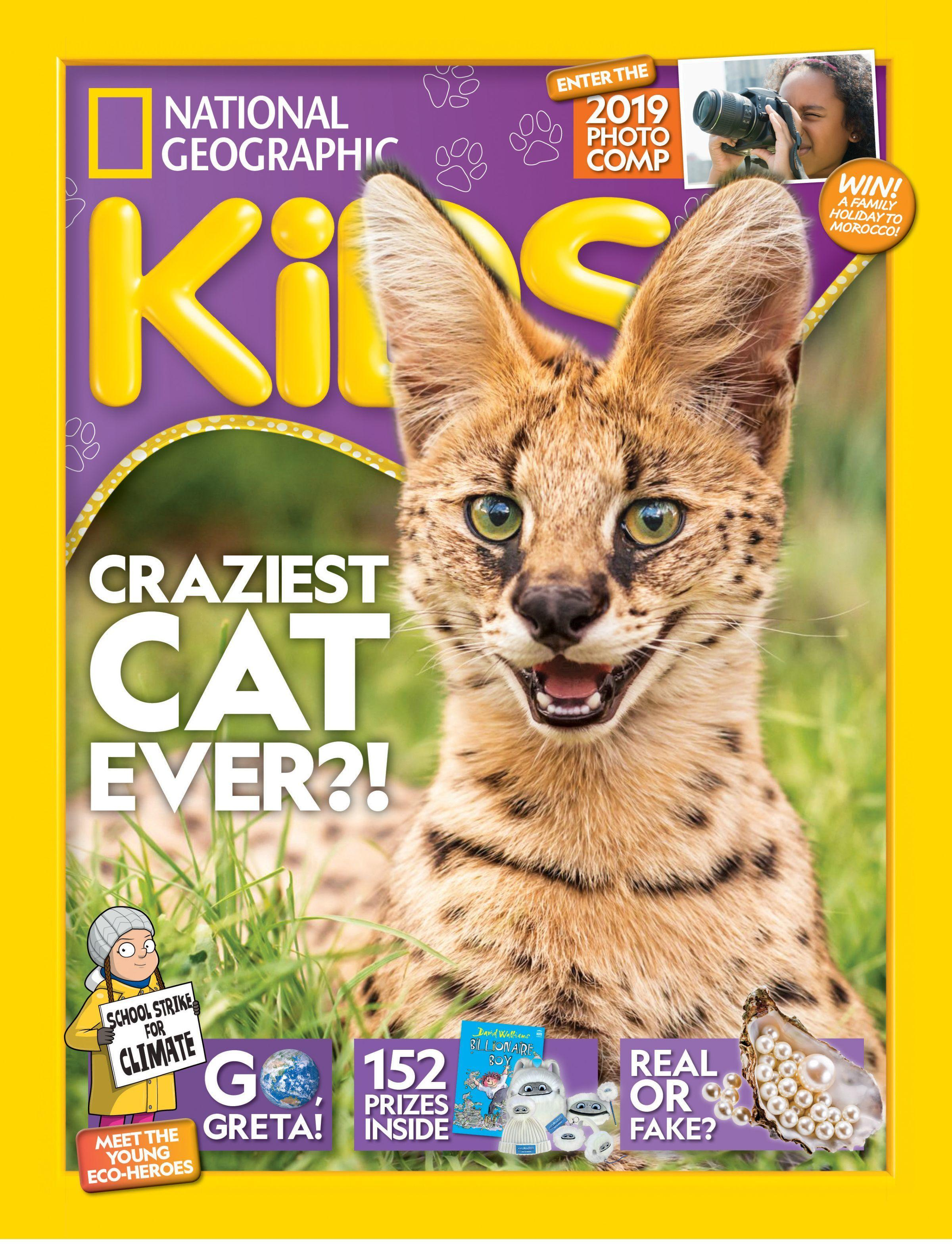 National Geographic Kids UK – October 2019