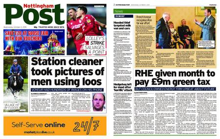 Nottingham Post – October 02, 2019