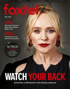 Foxtel Magazine - May 2019