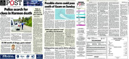 The Guam Daily Post – February 20, 2019