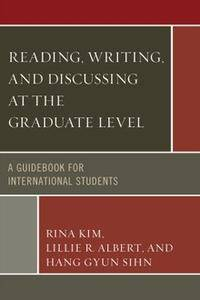 Reading, Writing, and Discussing at the Graduate Level