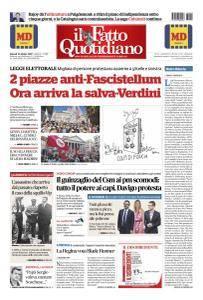 Il Fatto Quotidiano - 12 Ottobre 2017