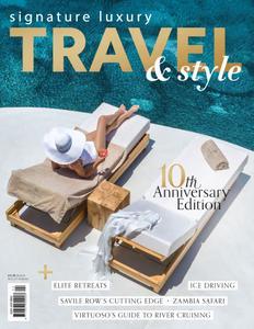Signature Luxury Travel & Style - October 2019