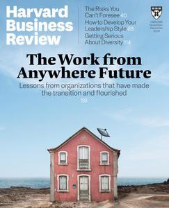 Harvard Business Review USA - November/December 2020