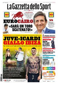 La Gazzetta dello Sport Roma – 04 luglio 2019