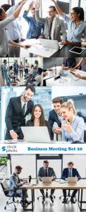Photos - Business Meeting Set 20