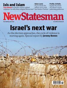 New Statesman - 13 - 19 March 2015