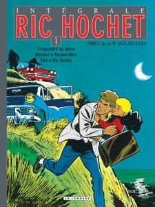 Ric Hochet - Intégrale - Tome 1