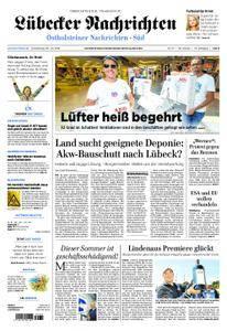 Lübecker Nachrichten Ostholstein Süd - 26. Juli 2018
