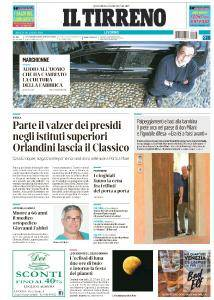 Il Tirreno Livorno - 26 Luglio 2018