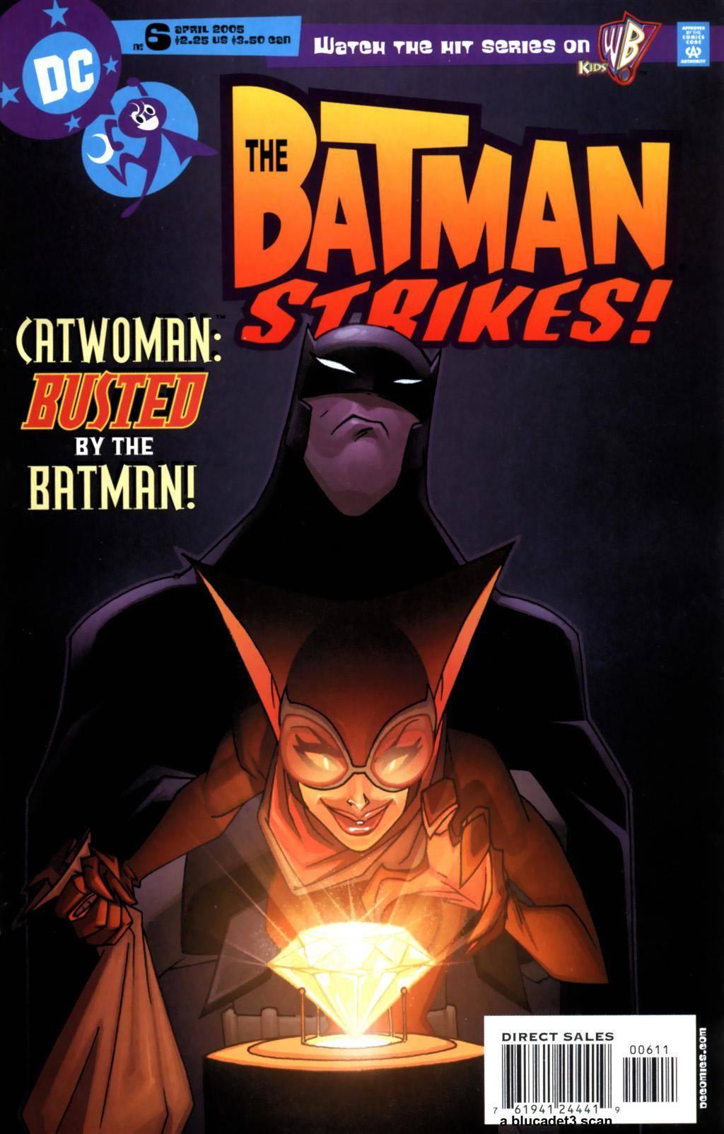 Batman Strikes 006