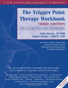 Trigger Point Therapy Workbook: Your Self-Treatment Guide for Pain Relief, 3 edition