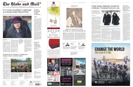The Globe and Mail – January 30, 2019