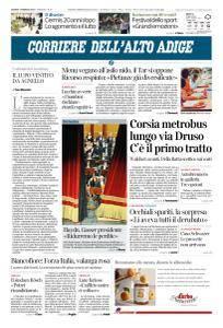 Corriere dell'Alto Adige - 1 Febbraio 2018