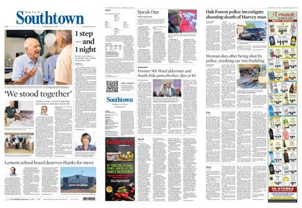 Daily Southtown – July 28, 2021