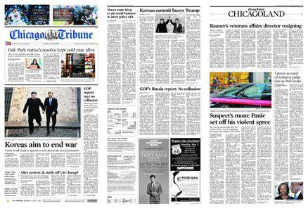 Chicago Tribune – April 28, 2018