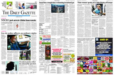 The Daily Gazette – July 06, 2019