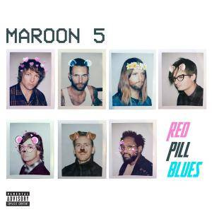 Maroon 5 - Red Pill Blues (Japanese Deluxe Edition) (2017)