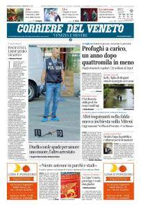 Corriere del Veneto Venezia e Mestre - 6 Luglio 2018