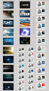 Cinematic Bundle - 15 After Effects Projects