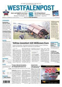 Westfalenpost Wetter - 07. Dezember 2017