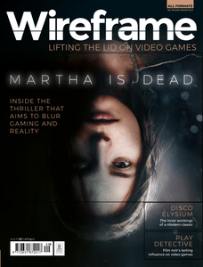 Wireframe - Issue 49 2021