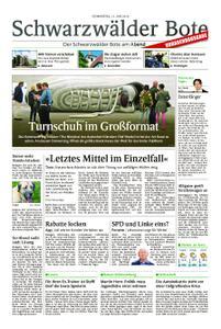 Schwarzwälder Bote Hechingen - 13. Juni 2019