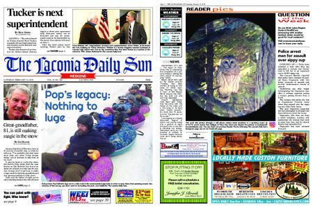 The Laconia Daily Sun – February 23, 2019