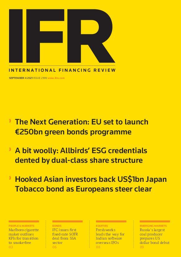 IFR Magazine – September 04, 2021