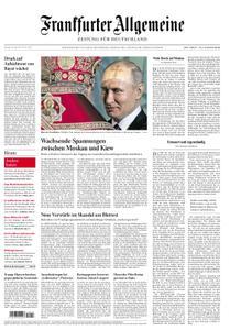 Frankfurter Allgemeine Zeitung F.A.Z. - 29. April 2019