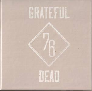 Grateful Dead - Summer 76: The Complete Broadcasts (2018) {12CD Box Set Sandoz SNZCD2004}