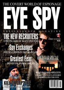 Eye Spy - Issue 125 - December 2019