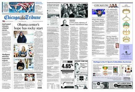 Chicago Tribune – February 25, 2018