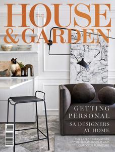 Condé Nast House & Garden - October 2020
