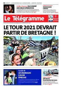 Le Télégramme Brest Abers Iroise – 23 juillet 2020
