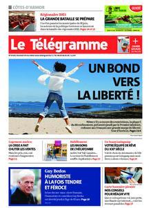 Le Télégramme Guingamp – 29 mai 2020
