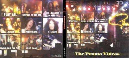 Ian Gillan - The Promo Videos (2007)